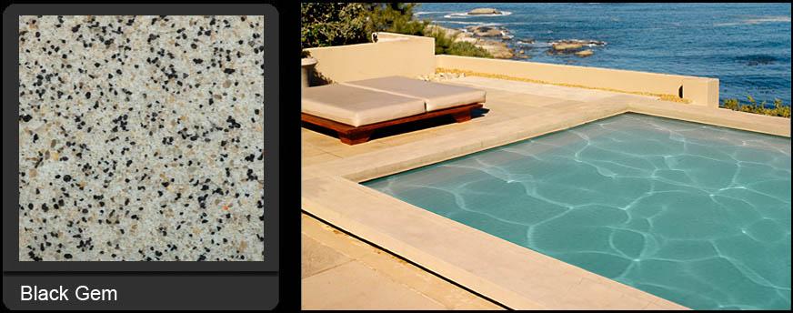 Black Gem Pool Refinishing | Edgewater Pools and Spa Services - Naples, Bonita Springs, Isles of Capri, & Estero