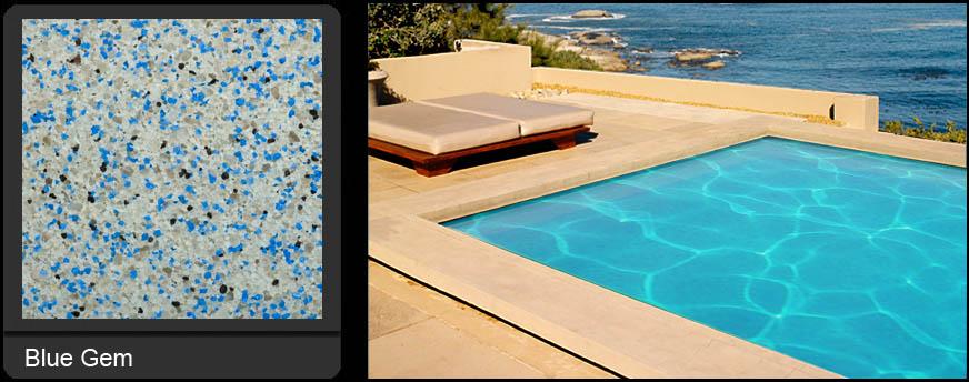 Blue Gem Pool Refinishing | Edgewater Pools and Spa Services - Naples, Bonita Springs, Isles of Capri, & Estero