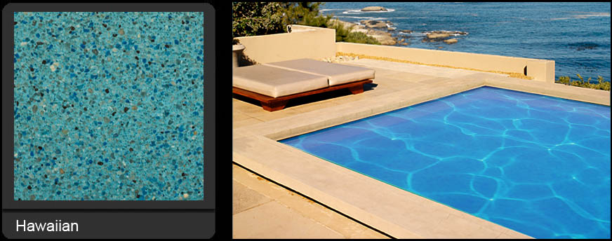 Hawaiian Pool Refinishing | Edgewater Pools and Spa Services - Naples, Bonita Springs, Isles of Capri, & Estero