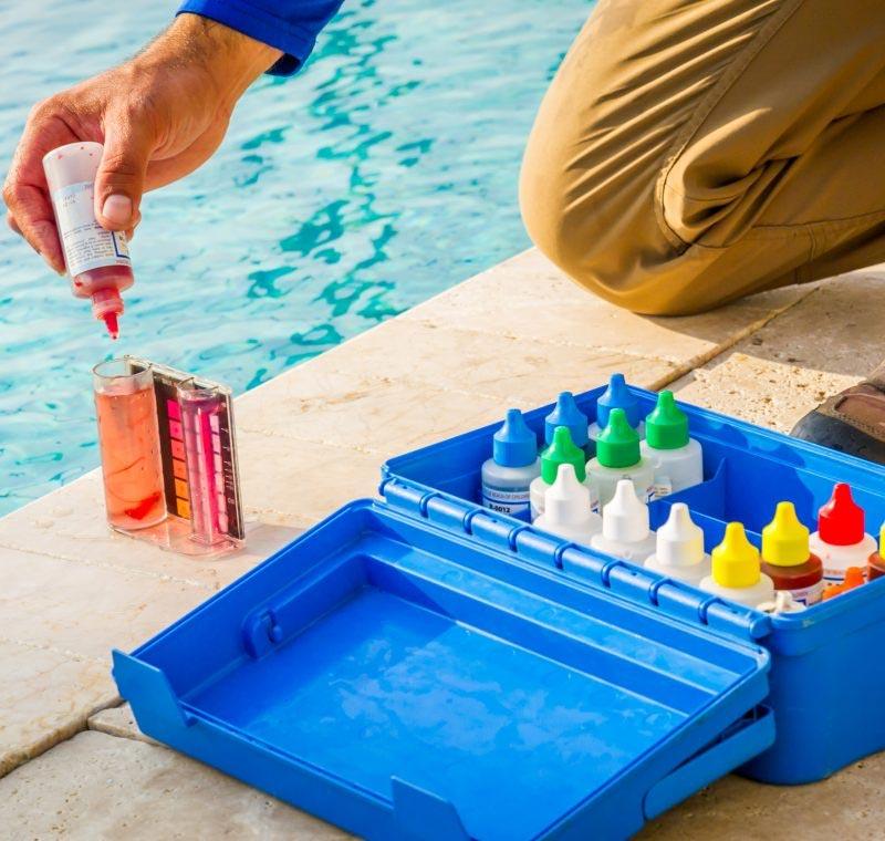 Water Testing | Edgewater Pools and Spa Services - Naples, Bonita Springs, Isles of Capri, & Estero