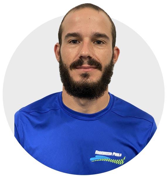 Thomas - Service Technician | Edgewater Pools and Spa Services - Naples, Bonita Springs, Isles of Capri, & Estero