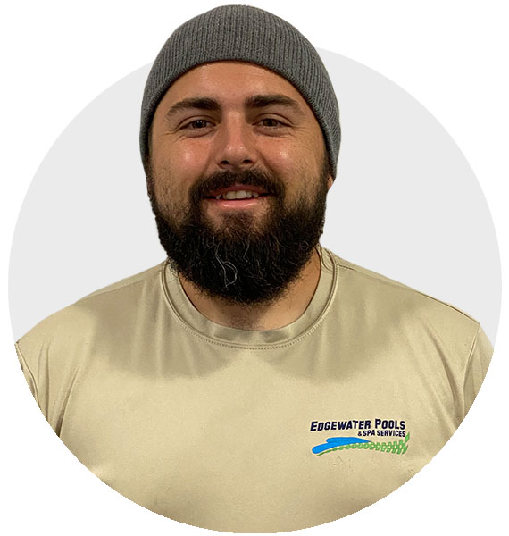 Ben Flood - Our Team | Edgewater Pools and Spa Services - Naples, Bonita Springs, Isles of Capri, & Estero