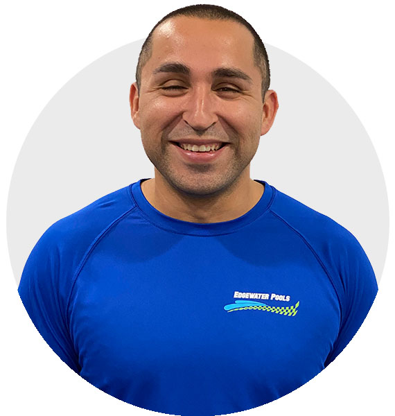 Erick Martinez - Our Team | Edgewater Pools and Spa Services - Naples, Bonita Springs, Isles of Capri, & Estero