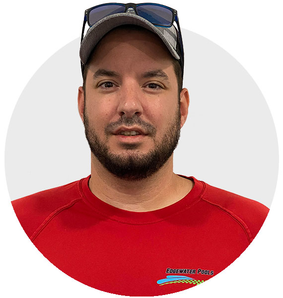 George Rivero - Our Team | Edgewater Pools and Spa Services - Naples, Bonita Springs, Isles of Capri, & Estero