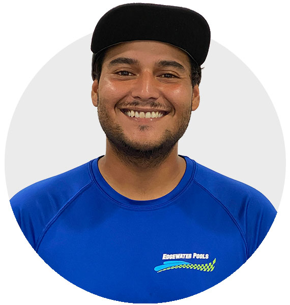 Manny Perez - Our Team | Edgewater Pools and Spa Services - Naples, Bonita Springs, Isles of Capri, & Estero