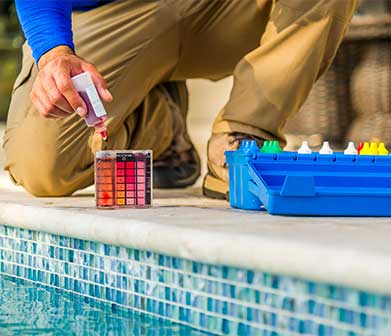 Water Testing | Edgewater Pools and Spa Services - Naples, Bonita Springs, Isles of Capri, & Estero