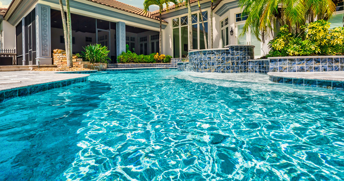 Fine the Right Pool Company Blog Post | Edgewater Pool Service Naples
