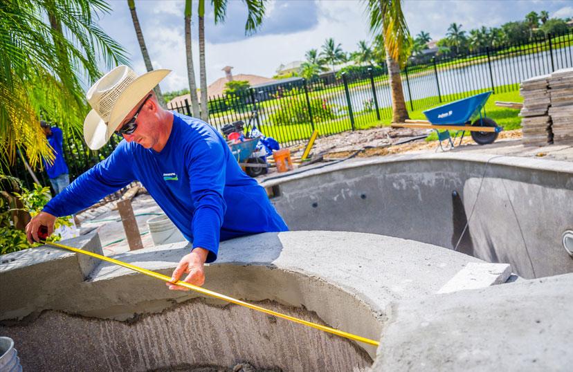 Pool Renovation | Edgewater Pool Service Naples